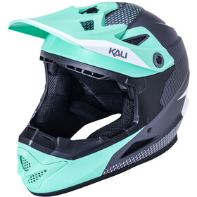 Kali Zoka Dash Helmet, matt seafoam/grey